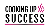 Cooking up Success Logo
